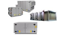 Centrales de traitement d'air - bim
