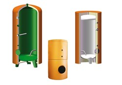 Sanitary Hot Water - Storage Tanks - bim