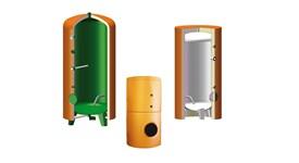 Sanitary Hot Water - Storage Tanks - bim