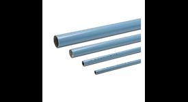 Tubes rigides aluminium calibrés - bim