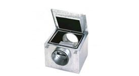 Caja de ventilación - bim