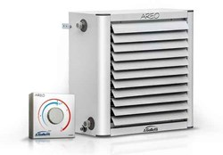 Fan heaters - Areo C - Areo i - bim