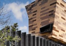Ventilated facade - bim