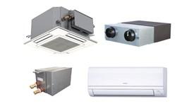 Indoor Units VRF - bim