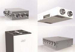 Heat recovery ventilation - bim