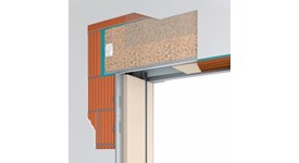 Ceiling to Flow with Architrave - bim