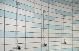 Timed shower taps - bim