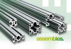 Gamme de profilés aluminium  - bim
