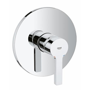 Lineare - Single-lever shower mixer - bim