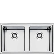 Sink LD862-2 - bim