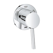 Concetto 3-Way Diverter Trim (Shower head/Hand Shower/Tub Spout) - bim
