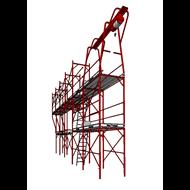 Metal scaffolding 2014 - bim