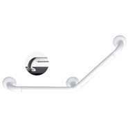 ERGOSOFT 135° angled grab bar - bim