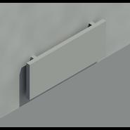 Radiateur panneaux - bim
