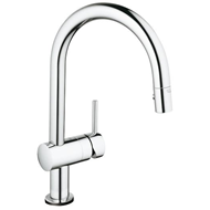 Minta Touch - Electronic single-lever sink mixer - bim