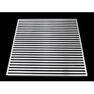 LMT-SHD (Linear floor grilles classified L15) - bim