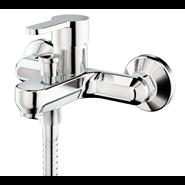 ZIP - Monomando baño ducha mural - bim