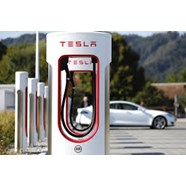 Tesla Supercharger - bim