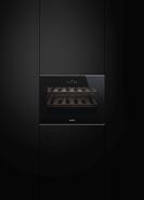Wine cellar CVI618NXS - Position des charnières: gauche - bim