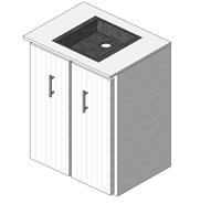 Meuble salle de bain 1 evier - bim