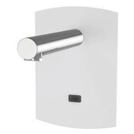 Electronic tap basin: PRESTO DOMO SENSIA - P with battery CR-P2 White - bim