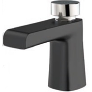Washbasin tap timed: PRESTO XT 2000 - L ECO Black - bim