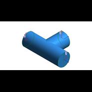 Tee sdr 17 niron system - bim