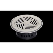 TAU (Aluminium floor diffusers) - bim