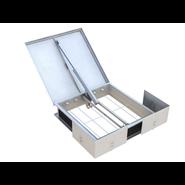 PYRODÔME EVOLUELEC ORIGIN' - Capot aluminium 40 mm - bim