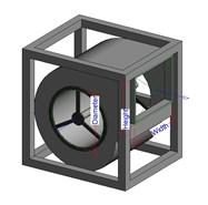 CTI Ventilador centrifugo (MEP) - bim