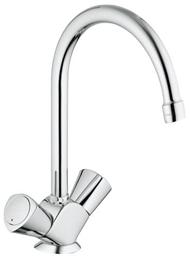 Costa S - Single-hole sink mixer - bim