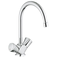 Costa S - Single-hole sink mixer - bim