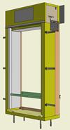 Monoblocco Termoisolante - RoverBlok Avvolgibile_RVRAFC-2 finestra - bim