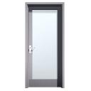 Porte d'entrée vitrée - bim