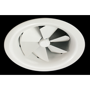 AX6 (Synchronically adjustable blades diffuser) - bim
