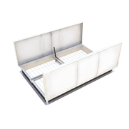 PYROMAX CONFORT SD - PCA 16 Transparent - bim