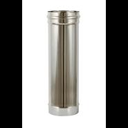 Elément droit inox - 500 mm - bim