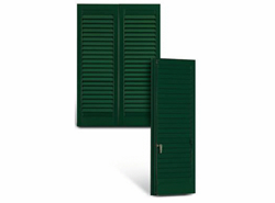 Angela - Window - 3 Shutters - bim