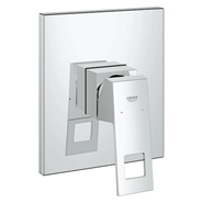 Eurocube Single-lever shower mixer trim - bim