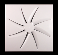 OTO (Curved vents diffusers) - bim