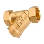 Válvula filtro en Y latón H-H - bim