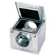 Acoustic cabinet fans - CAB Series - bim