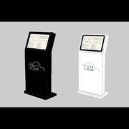 Outside Digital Visitor Terminal  - bim