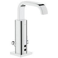 Allure E - Infra-red electronic basin mixer - bim