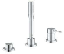 Essence New 3-hole single-lever for bath - bim