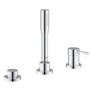 Essence New 3-hole single-lever for bath - bim