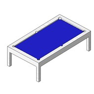 American Pool table - bim