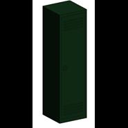 Metal locker - bim