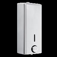 510580 - Seifenspender 1L aus Edelstahl hochglanzpoliert - bim