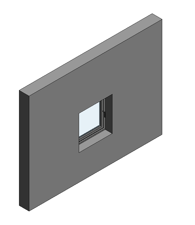 objet bim reynaers aluminium italia fen tre l 39 anglaise cs59 simple ouvrant 102mm. Black Bedroom Furniture Sets. Home Design Ideas